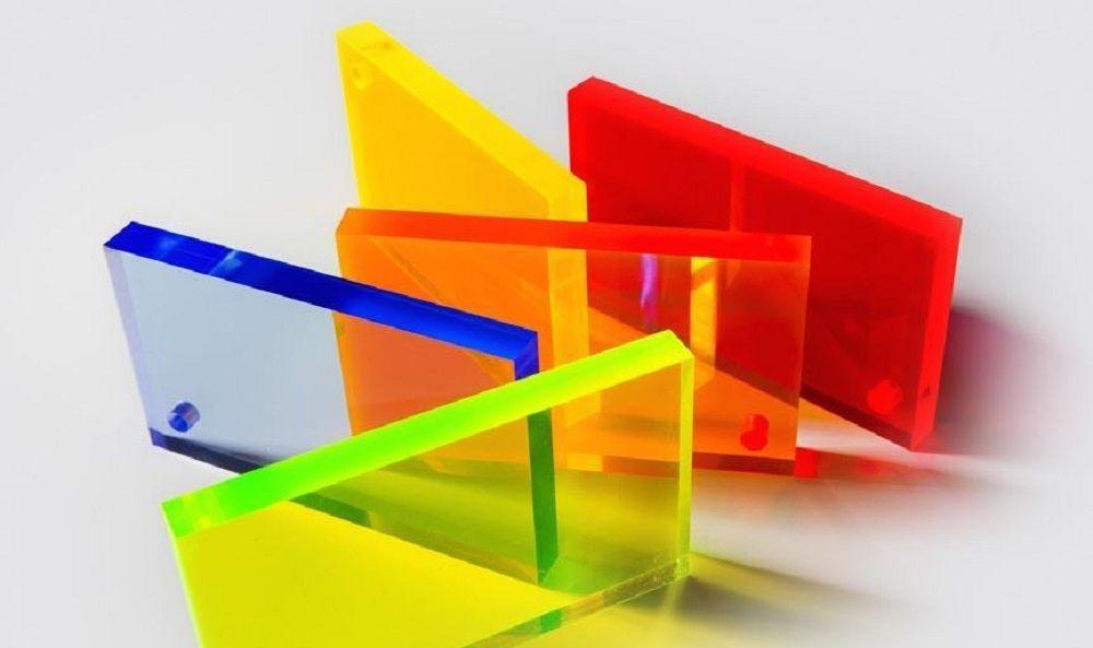 Adiroffice 12 In X 12 In X 1 8 In Clear Plexiglass Acrylic Sheet 3 Pack 1212 3 C The Home Depot