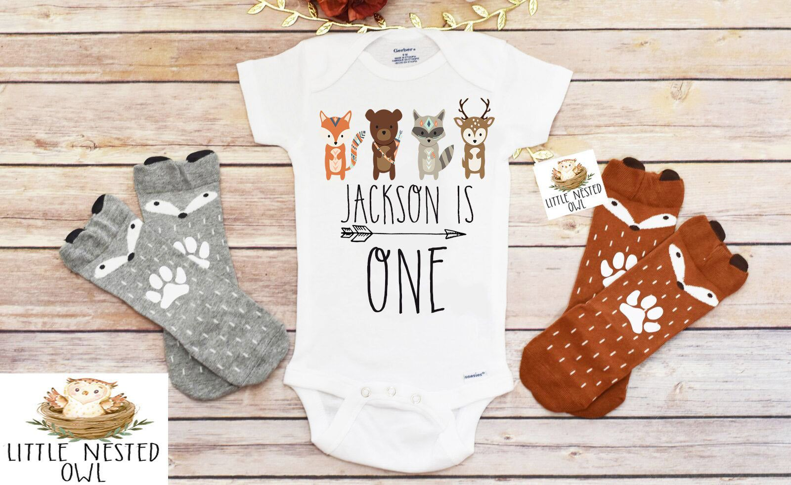 Baby Birth Pregnancy Bodysuit Oh Deer Im Going to Be A Big Sister