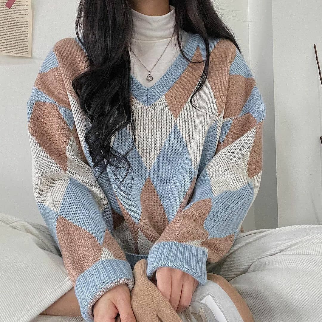 Photo of Girl casual outfits inspire style autumn 2020 sweet k-pop shopping tiktok school