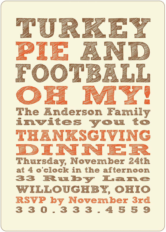 thanksgiving invitations thanksgiving pinterest thanksgiving
