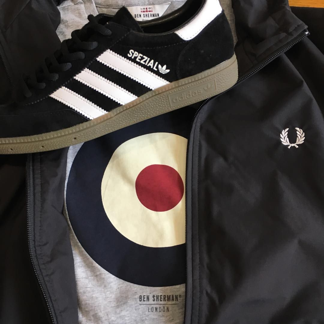 Adidas/Ben Sherman/Fred Perry