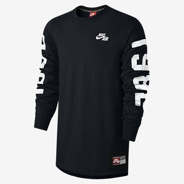 ae2a097b Nike Air Pivot Long-Sleeve Nike Store... Black or grey size large ...