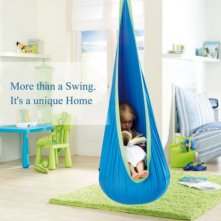Swing Chair For 5 Year Old Light Blue Accent Best Gifts And Toys Girls Baby Carly Christmas Outree Kids Pod Seat Hammock