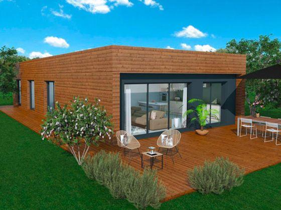16 modèles de maisons à ossature bois archi-design, à prix direct - Modeles De Maisons A Construire