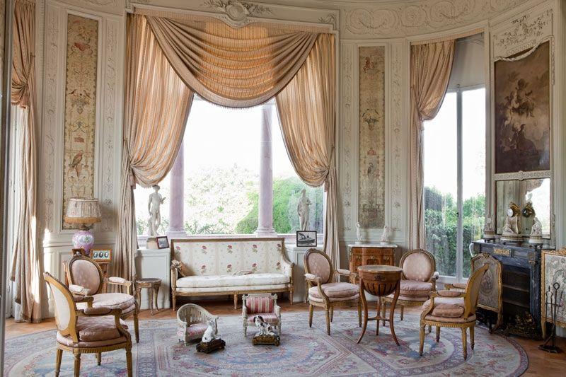 Interior views villa jardins ephrussi de rothschild - Jardins ephrussi de rothschild ...