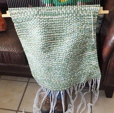 Rug On The Peg Loom