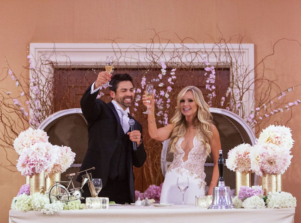 Had To Make A Board For This Fabulous Wedding Tamra Barney Photo