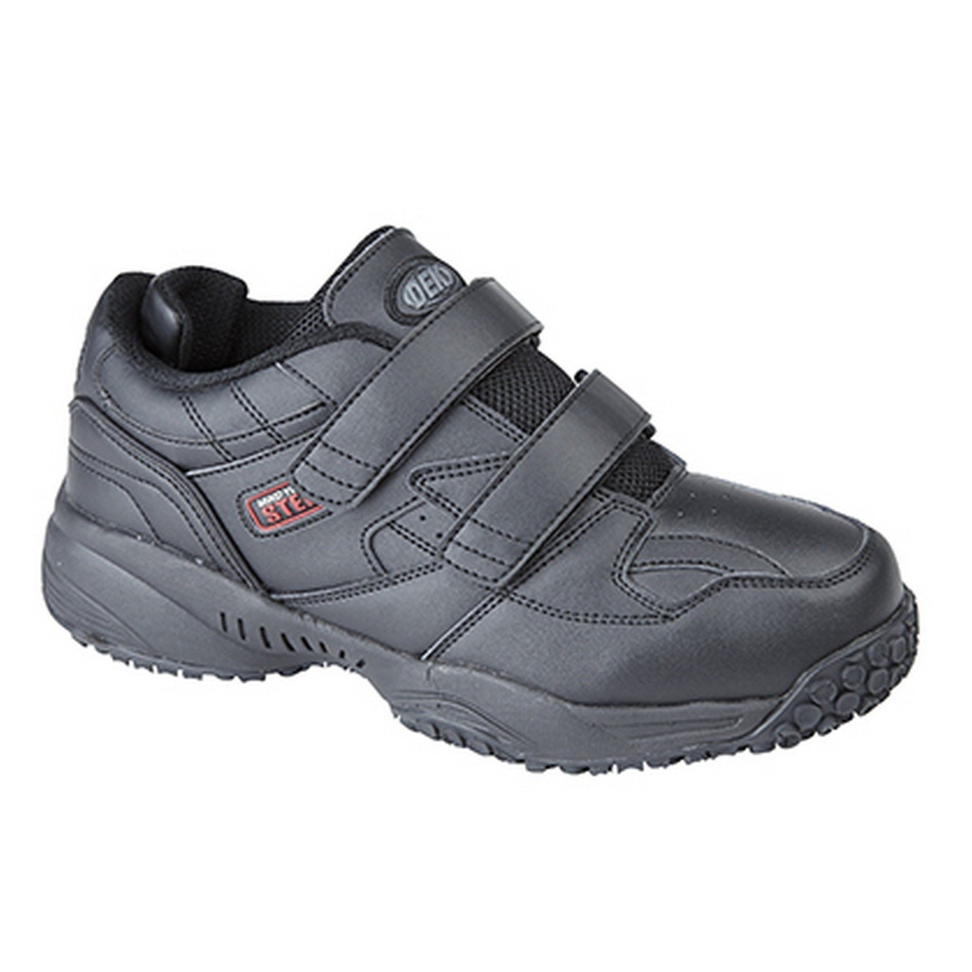dek mind your step mens bandero comfort touch fastening trainers 12 us black awesome products selected by anna churchill pinterest bandero office desk 100