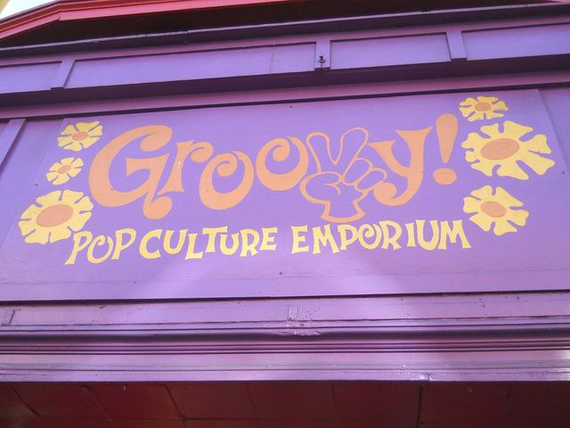 Groovy Pop Culture Emporium, South Side Pittsburgh