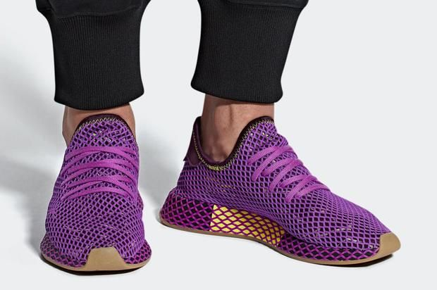 """official photos 0d5ef fc4fe Dragon Ball Z x Adidas Deerupt """"Son Gohan"""" Official Images Our best look yet"""