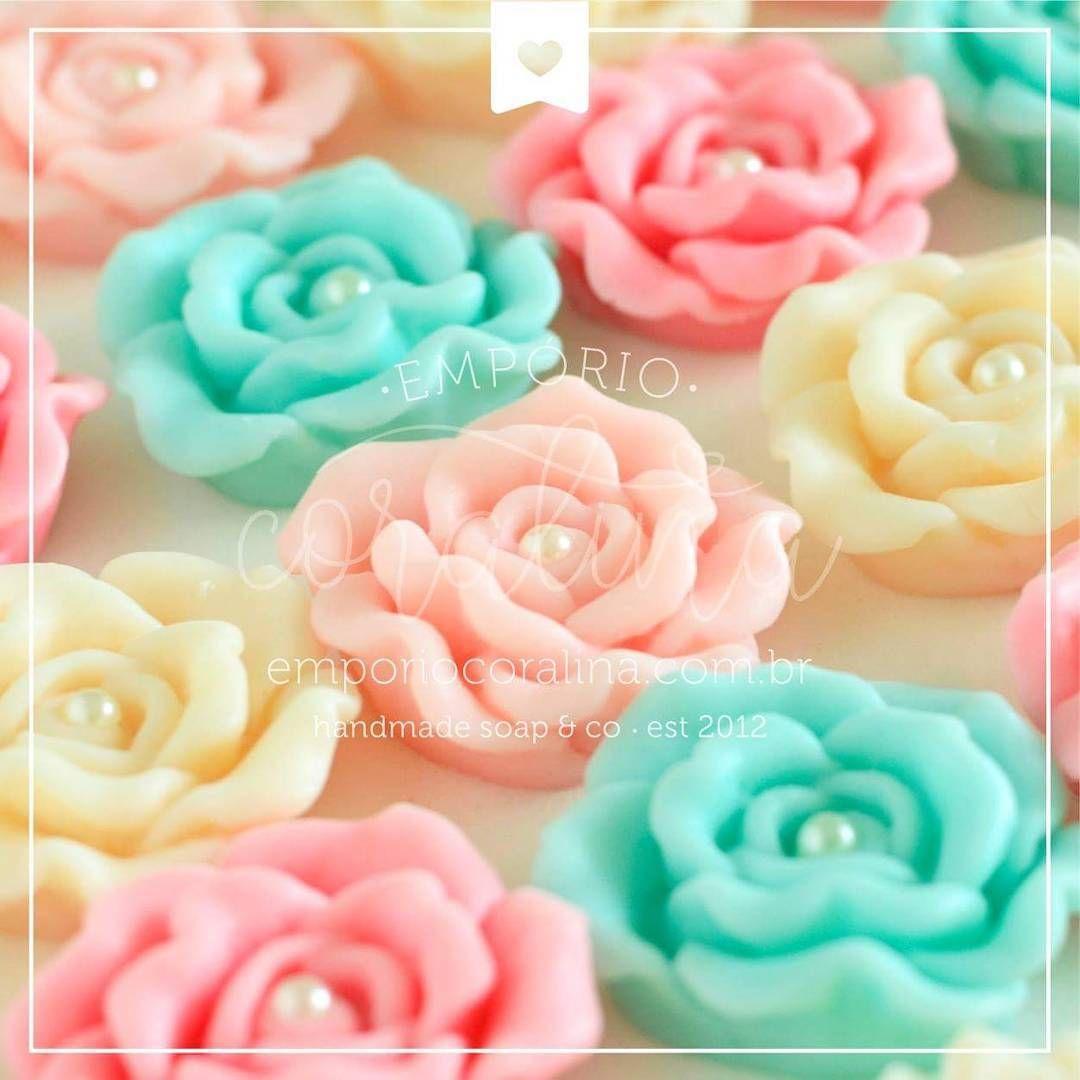 """125 curtidas, 5 comentários - Empório Coralina (@emporiocoralina) no Instagram: """"Que a sua semana seja linda, florida e muito perfumada! 💗🌼 Que sonhos se realizem... e que as…"""""""