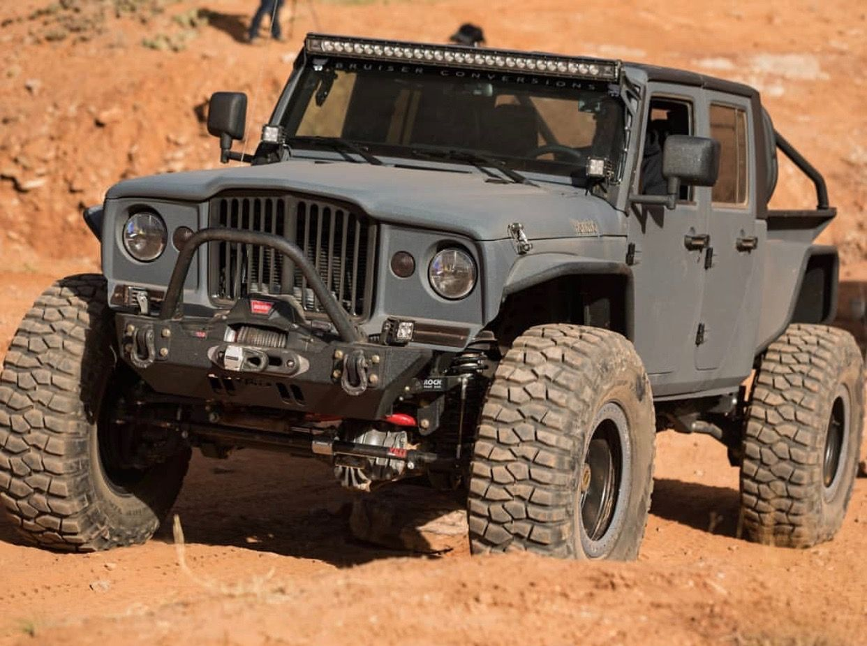 Jeep Gladiator King Of The Hammers | Jeep gladiator, 2020