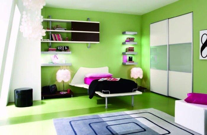 Schlafzimmer Wandfarbe Ideen in 140 Fotos! - schlafzimmer farben feng shui