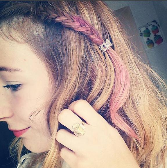 Hairchalk Rose