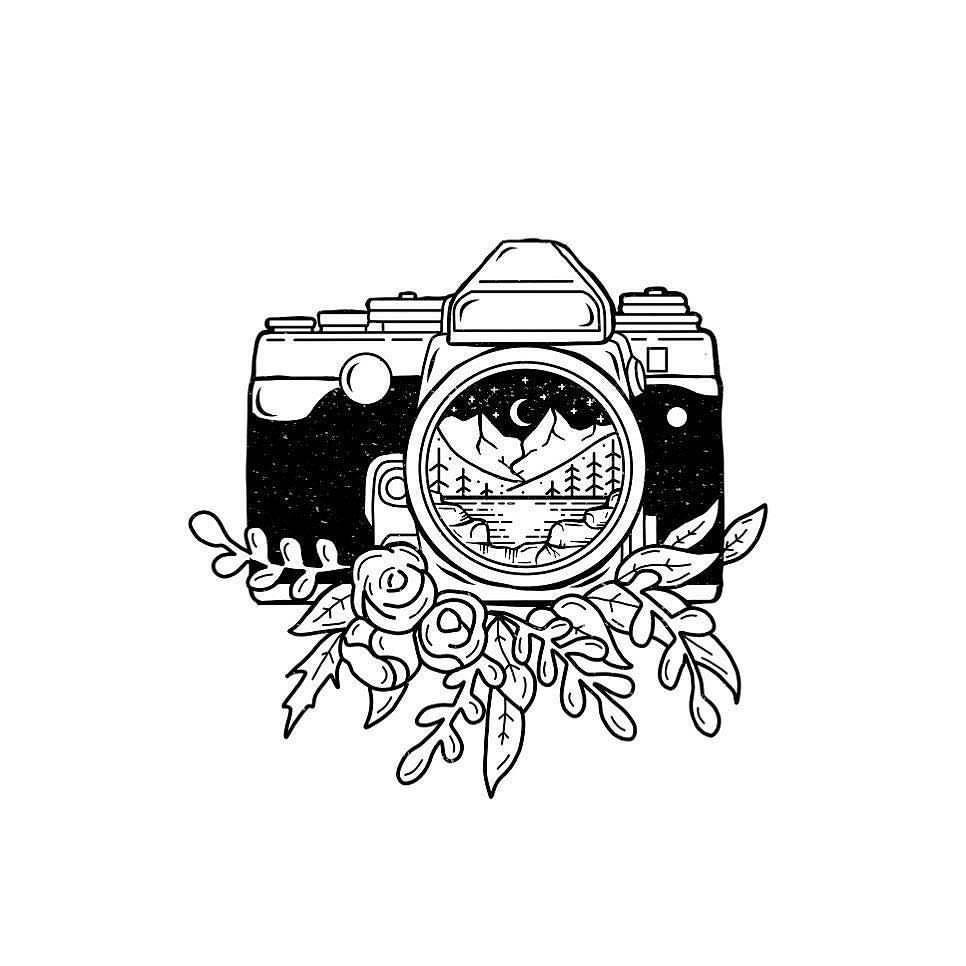 434 Me Gusta 3 Comentarios Black And White Illustrations Blackworknow En Instagram Cool Art Drawings Sketches Art Sketches Black And White Illustration