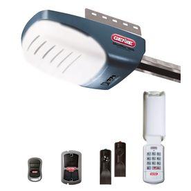 Genie 3 4 Hp Intellicode 2 Belt Garage Door Opener Garage Door Remote Garage Door Opener Keypad Garage Door Opener