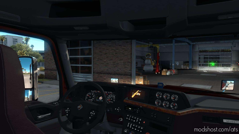 Download All Trucks Unlimited Seat Adjustment V1 0 0 1 Mod For American Truck Simulator At Modshost Visit Https American Truck Simulator Trucks Peterbilt 389