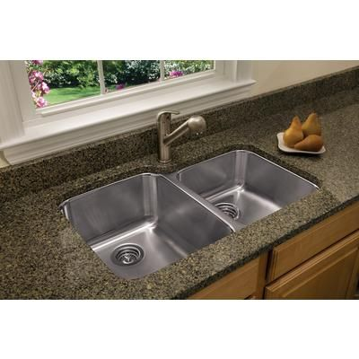 blanco - stainless steel undermount kitchen sink - sop1206 - home