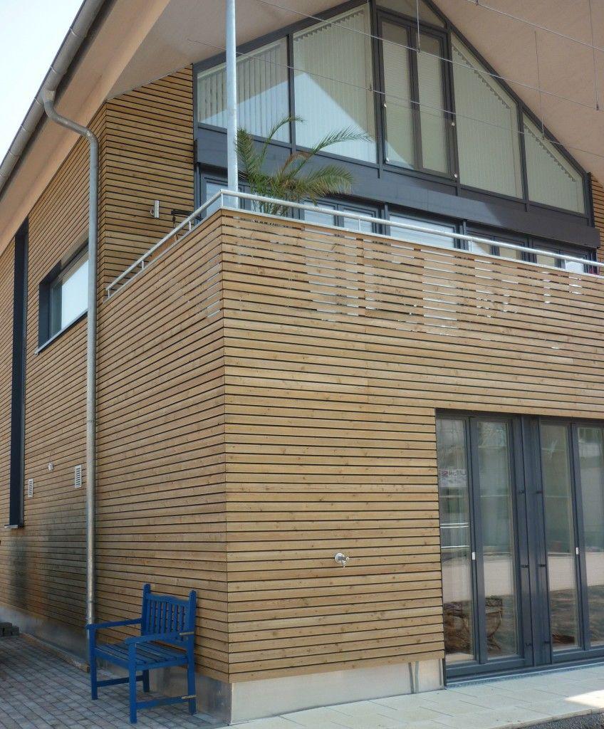 Fassadenverkleidung Glaesener Betz Fassadenverkleidung