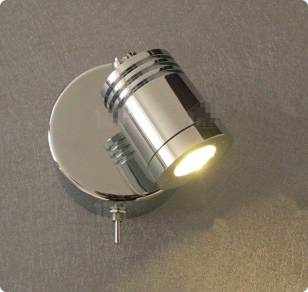 Free Shipping 2pcs Lot Wall Mounted Reading Lamps Beds Or Aisle