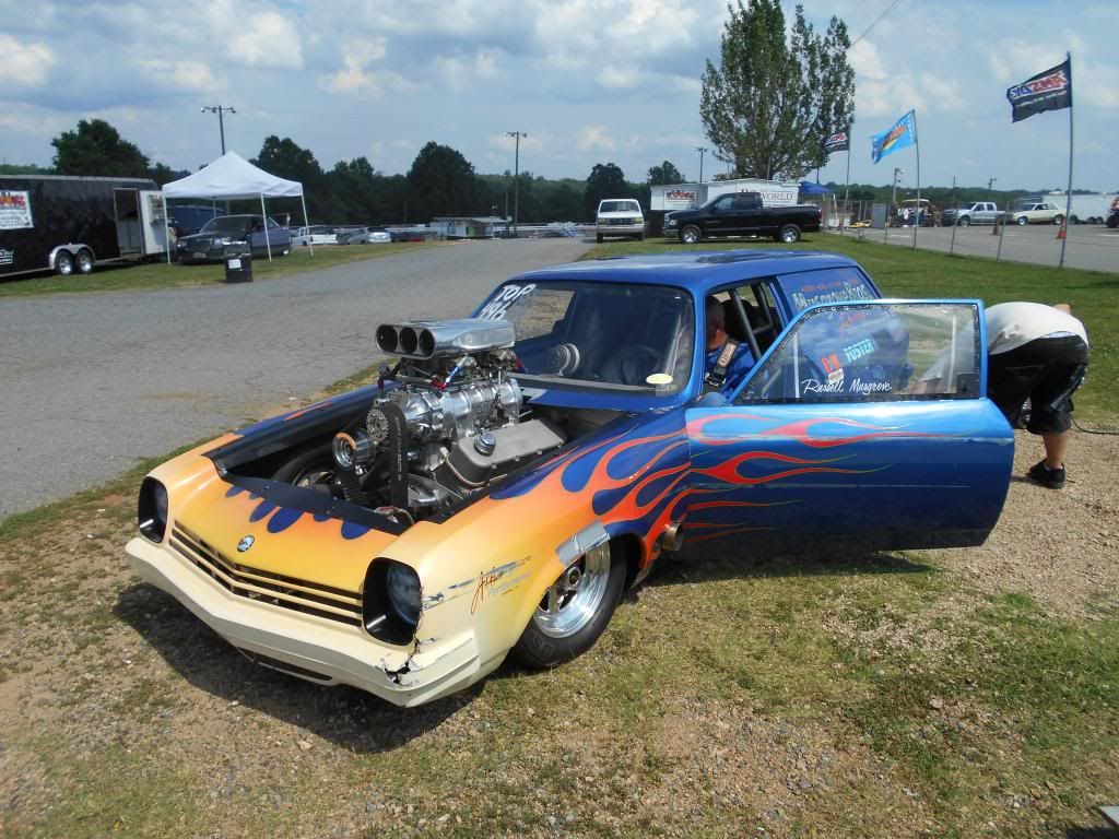 vega drag car   vega drag car   Chevrolet Vega, Monza   Pinterest ...