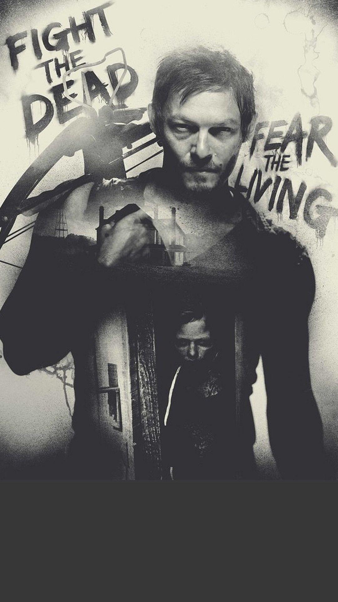 Negan The Walking Dead Wallpaper Iphone Cinematics Wallpapers