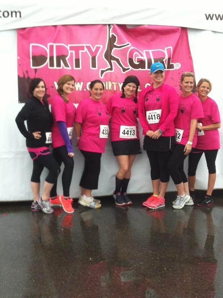 Dirty Girl Run NOLA 2013