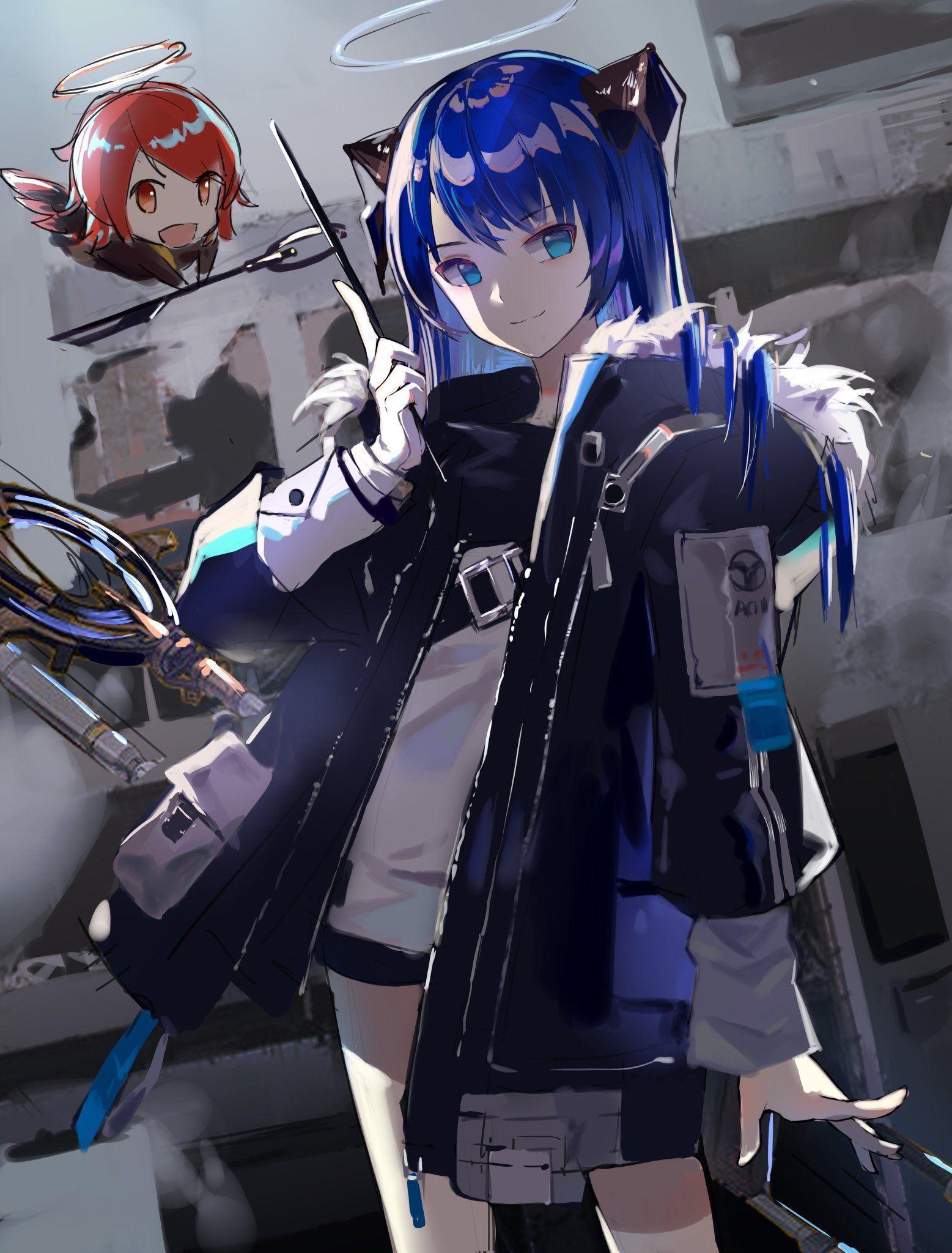 Ghim của Sz trên アークナイツ trong 2020 Anime, Đang yêu, Nghệ