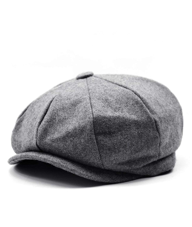 4c57de27 Peaky Blinders Hat Men's Vintage Newsboy Herringbone Cap British Style Hat  Winter Hat (20 Designs
