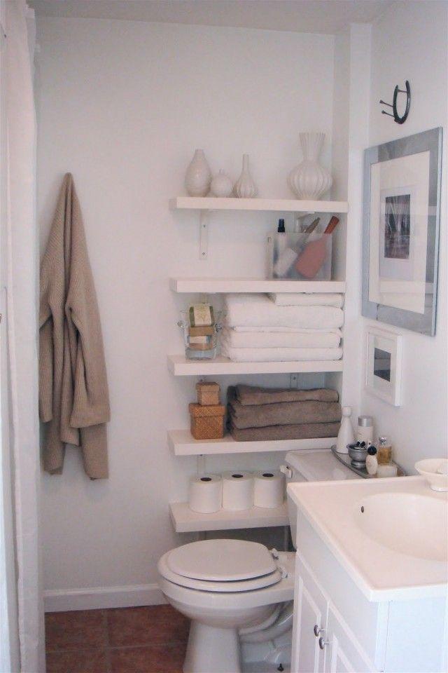 10 id es pour une petite salle de bain petites salles de for Comment amenager une petite salle de bain et wc