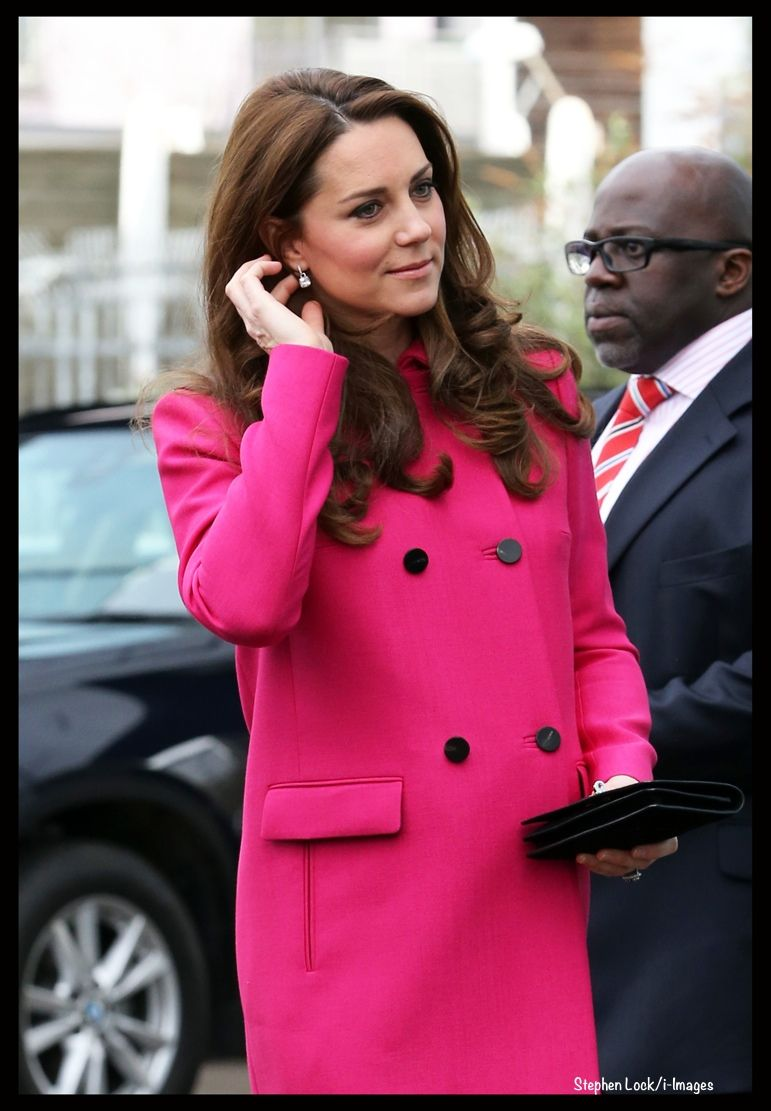Stephen Lock / i-Images | ♛ HRH Duchess of Cambridge Colors ❤ Kate ...