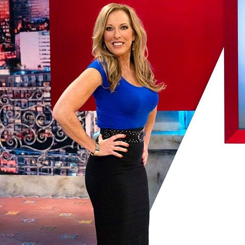 Linda Cohn Talented Espn Female Anchors And Reporters -6521