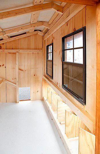 Chicken Houses For Sale Quaker 12 15 Chicken Coop Horizon Structures In 2020 Silske Gospodarstvo