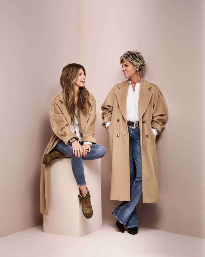 e055356a505b Mother and daughter coat 101801 Max Mara   haute couture   Coat ...