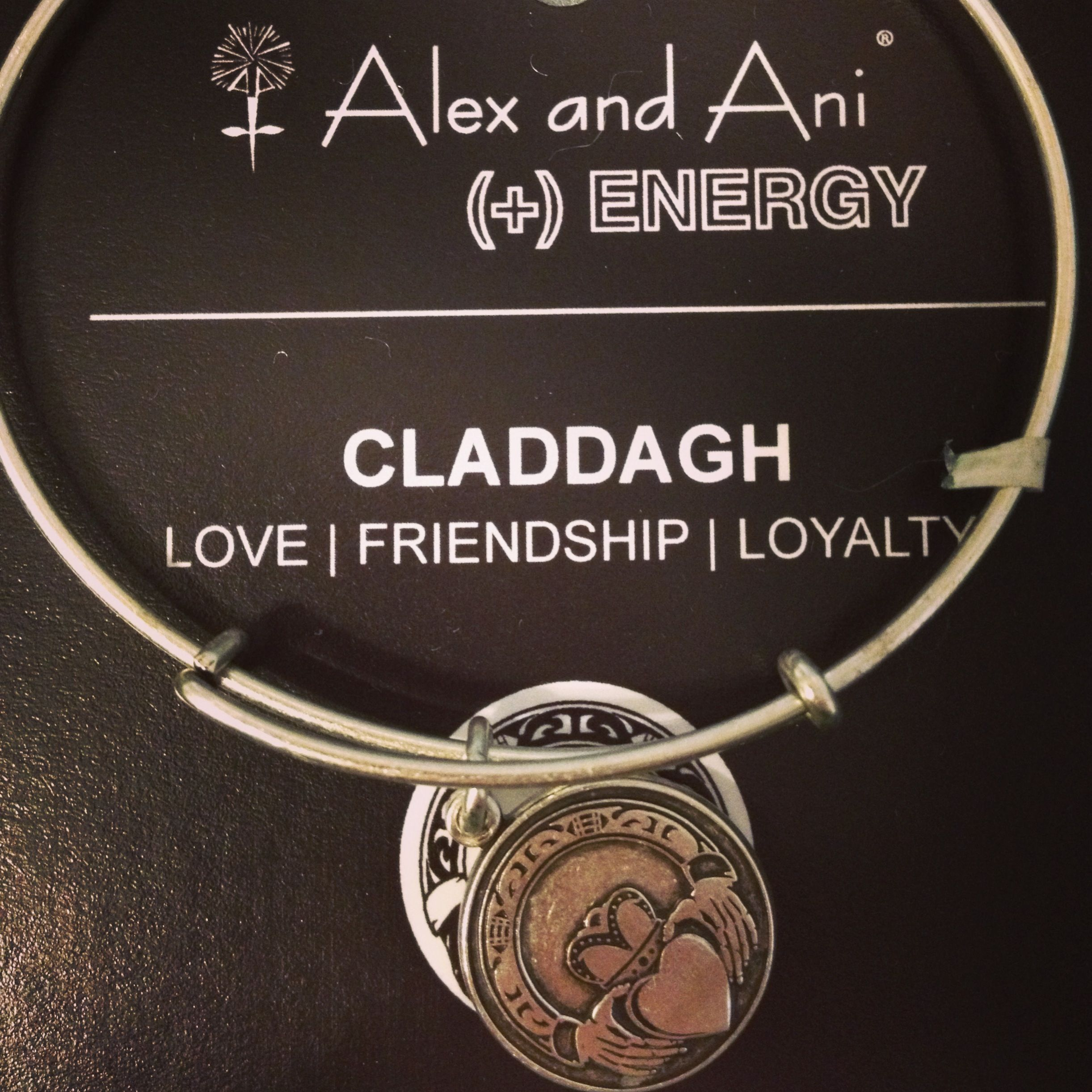 Claddagh Bracelet From Alex And Ani
