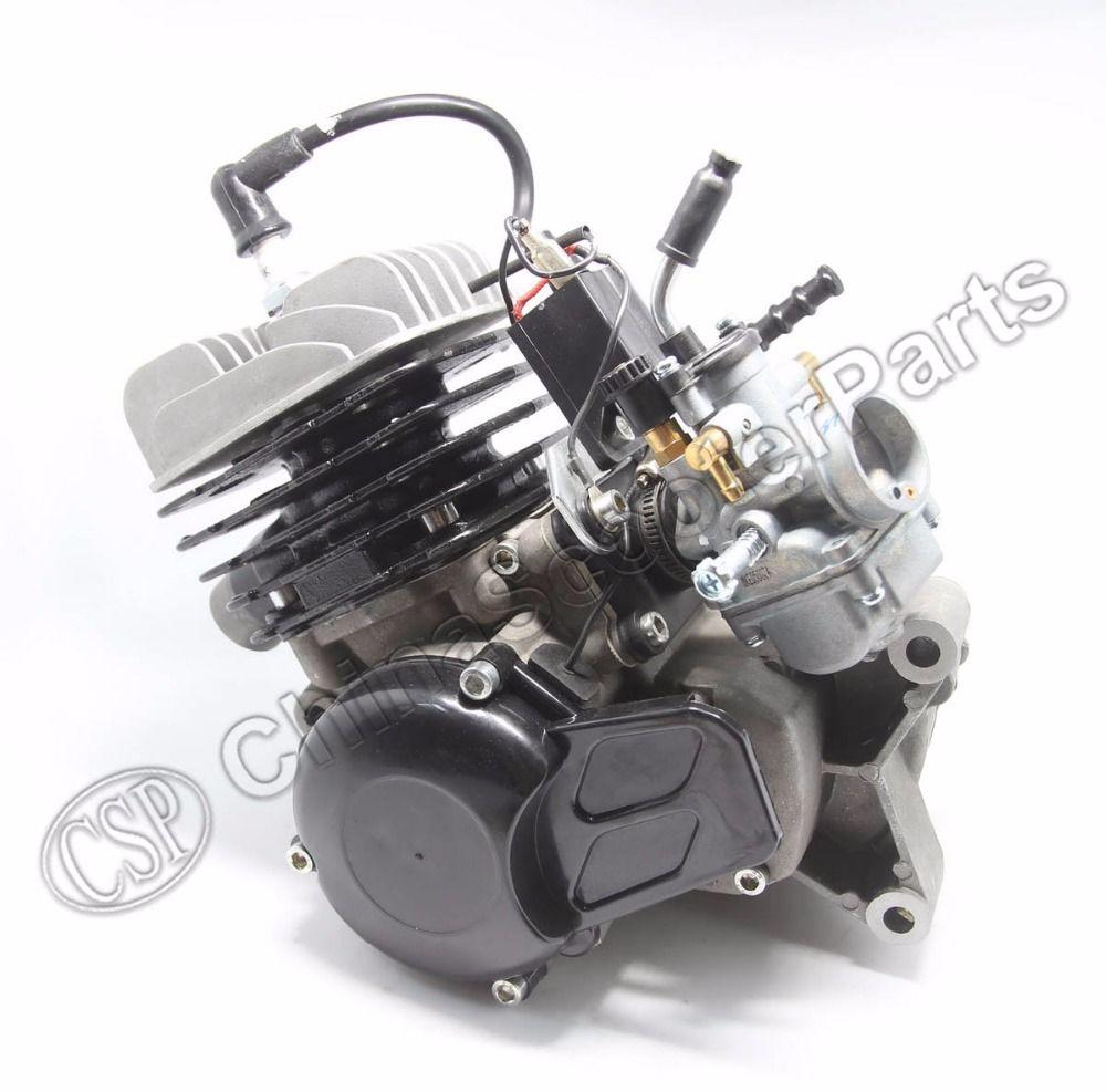 49cc Air Cooled Engine For 05 Ktm 50 Sx 50 Sx Pro Senior Dirt Pit Cross Bike Pit Bike Bike Push Bikes