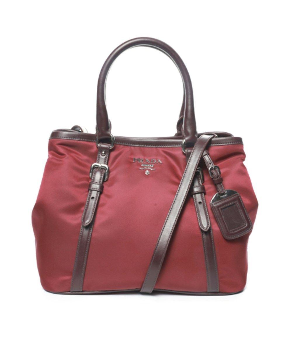 01c00c04aa Prada Prada Classic Nylon Handbag