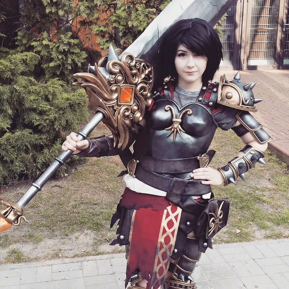 Bellona from smite skyrim build by sexy gamer how to seriesxxx - 5 7