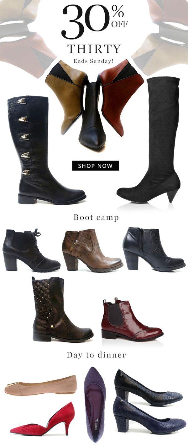 Barefoot Tess: Take 30% off 30 styles