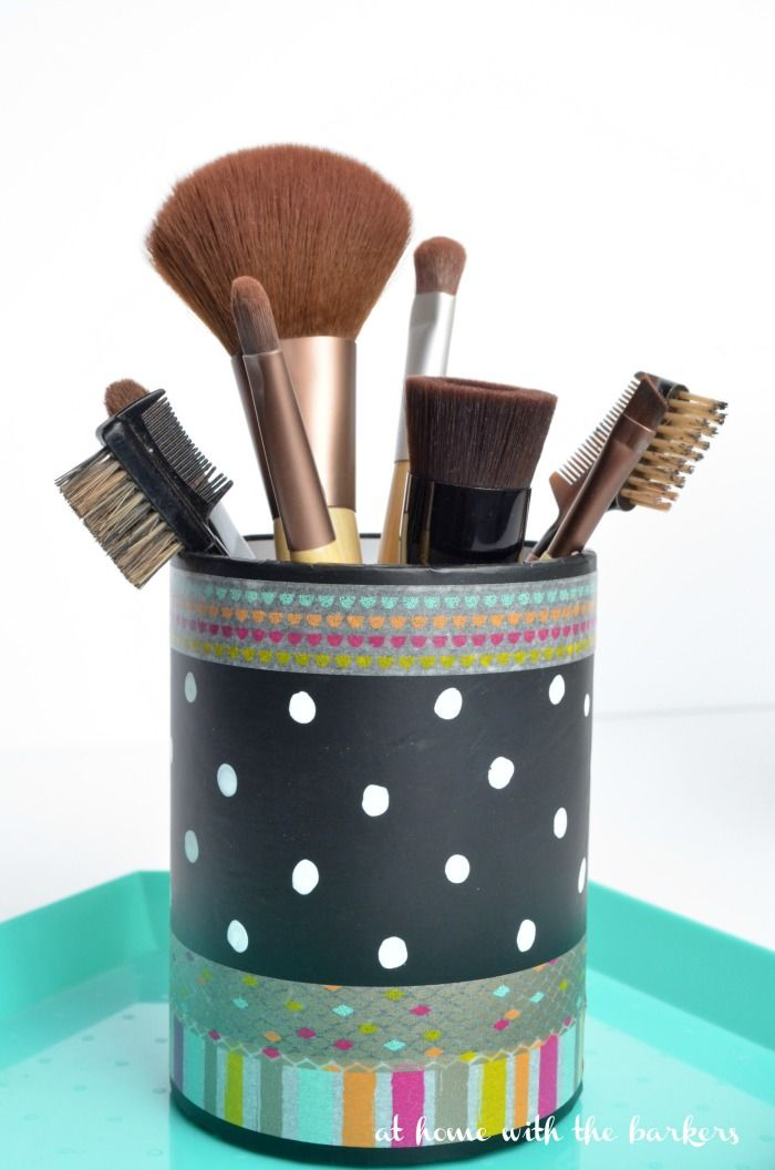 Makeup Brush Holder Makeup Brush Holders Brush Holders And Diy