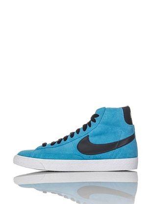 Nike Sneakers Blazer Mid Vintage (Gs) (Azzurro/Antracite)