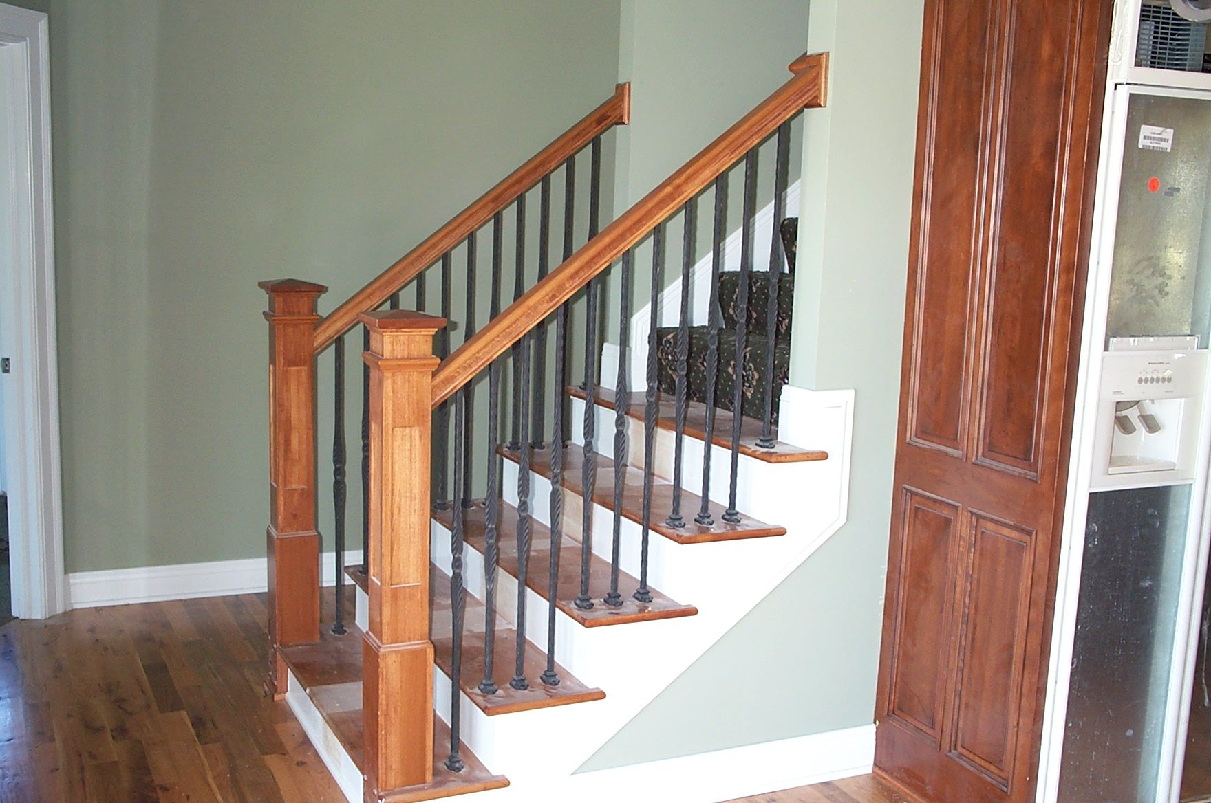 Best Rod Iron Banisters Wrought Iron Stair Balusters 640 x 480