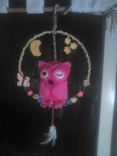 Dromenvanger Uil Zelf Gehaakt Pinterest Owl Crafts Owl En
