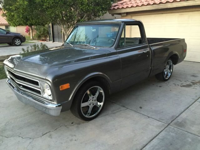 1967 Chevrolet C10 pickup short bed for sale: photos ...
