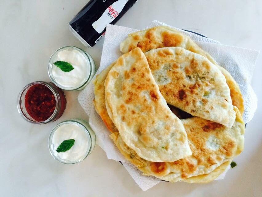Afghan food bolani afghan food for Afghanistan cuisine food