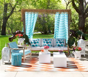 Charmant Tropical Patio Design Ideas, Pictures, Remodel, And Decor   Page 40