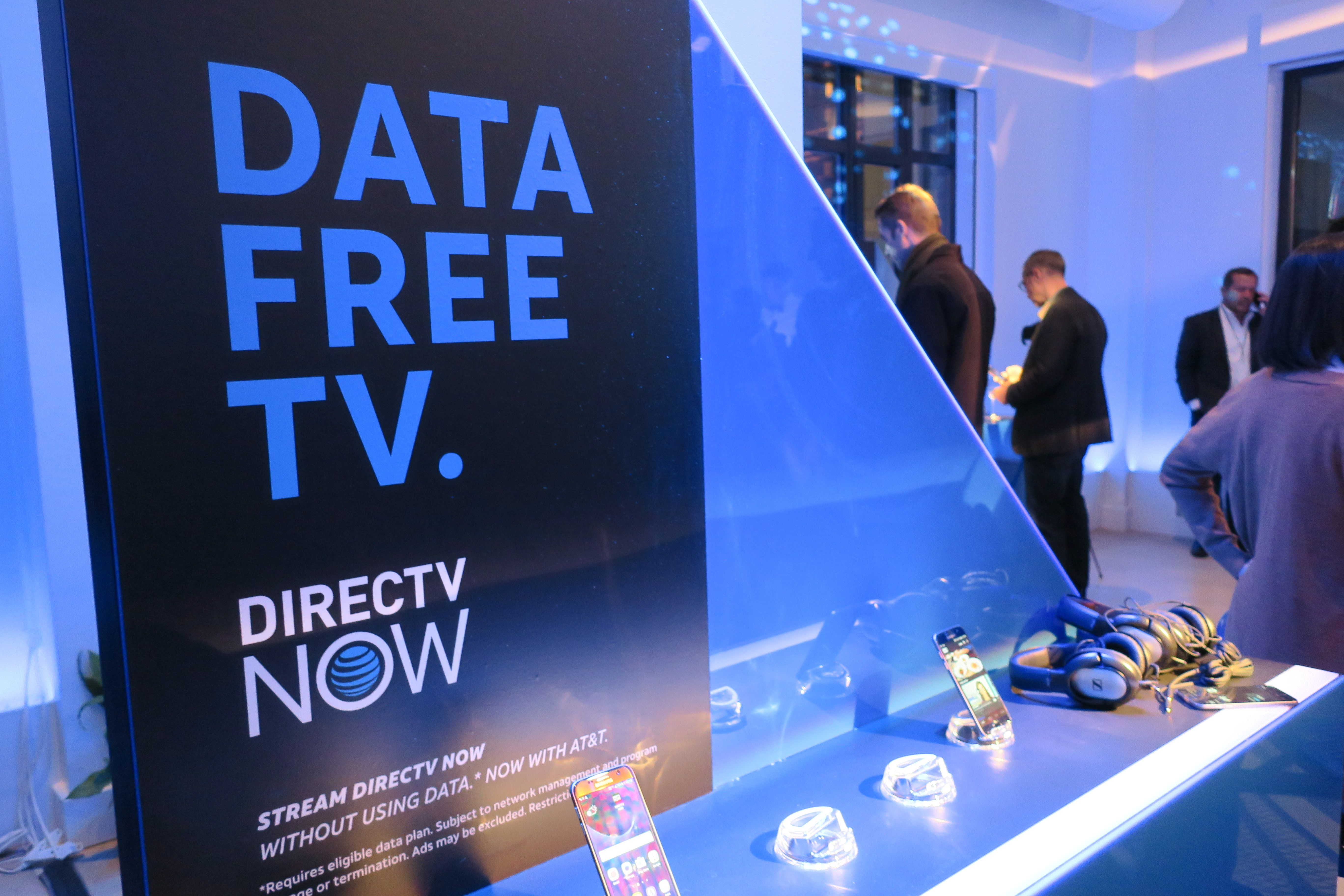 AT&T CEO says a new 15permonth, sportsfree streaming