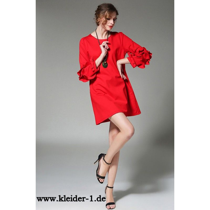 hot sales 31b2a 8df85 Sommerkleider Rot Hängerchen 2019 Hängerchen In RSL35jA4qc