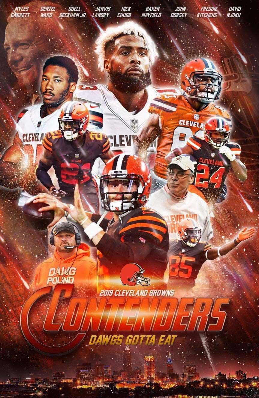 Pin By Browns Nation On Cleveland Browns Cleveland Browns Football Cleveland Browns Wallpaper Cleveland Browns
