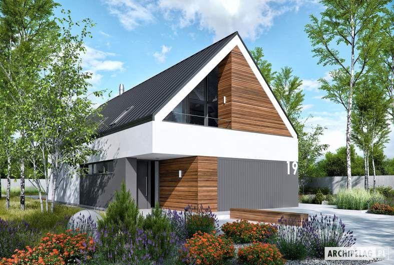Ex 19 G2 Energo Plus Gable Roof Design House Exterior Barn House